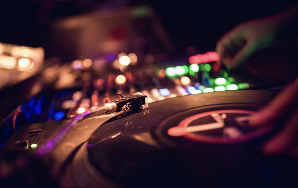 DJ Choice im Perkins Park